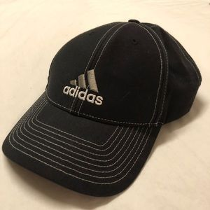 Unisex Adidas hat navy 1 size fits all adjustable
